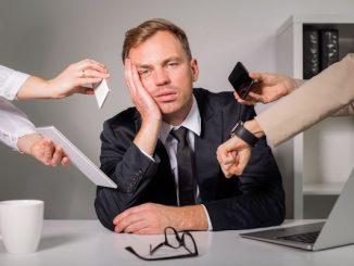 Risques psychosociaux au travail et stress